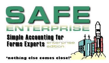Simple Accounting for Forms Experts (SAFE)